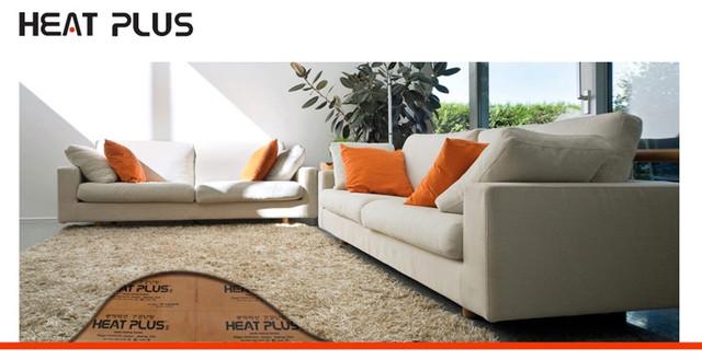 Теплый пол пленочный инфракрасный HEAT PLUS 12 Premium APN-410