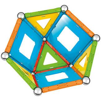 Geomag Confetti 50 деталей | Магнитный конструктор Геомаг PF.515.352.00                             , фото 2