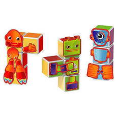 Geomag MAGICUBE Robots   Магнитные кубики Роботы 142MC                                              , фото 3