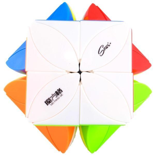 Головоломка Клевер QiYi Clover Pluse Cube color | MFG2002st