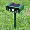 Отпугиватель грызунов PX 1009 pest repeller на солнечной панеле с датчиком движения, фото 2