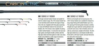 Фидер Preston C SERIES 12` FEEDER 3.6m 60gr