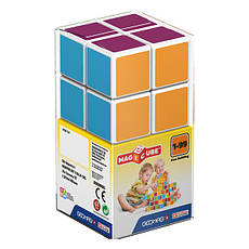 Geomag MAGICUBE free building 8 кубиков | Магнитные кубики 127MC                                    , фото 3