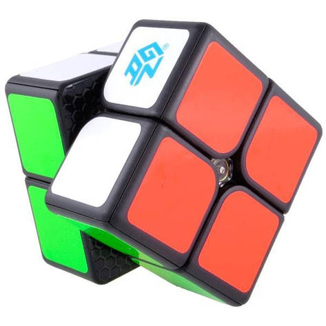 GAN 249 V2 M Black   Магнитный кубик Ган 249 GAN2491M                                               , фото 2