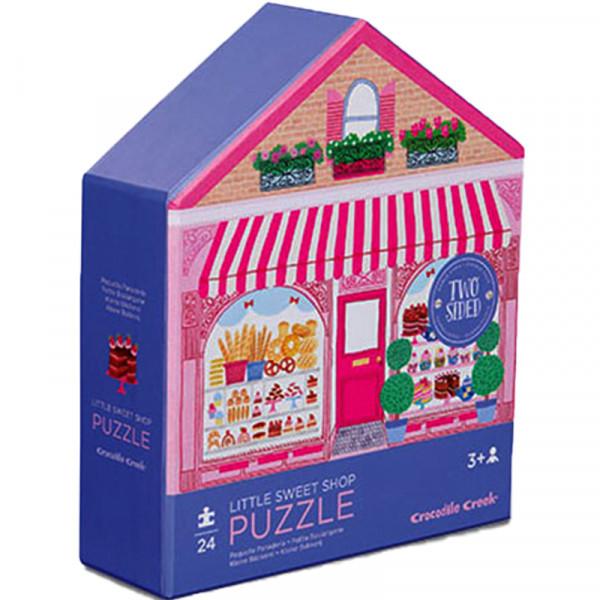 2-Sided Puzzle (24 детали) Bertoy Кондитерская 384150-1