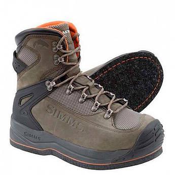 Забродные Ботинки Simms G3 Guide Boot Felt Dark Elkhorn 11