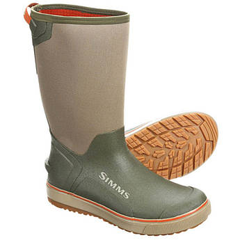 Сапоги Simms Riverbank Pull-On Boot - 14`` Loden 09