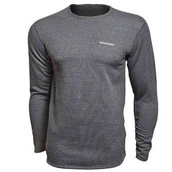 Блуза Fahrenheit Polartec Power GRID серый S/R