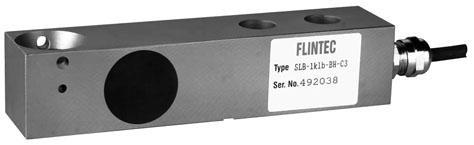 FLINTEC SLB 1134 кг Тензодатчик