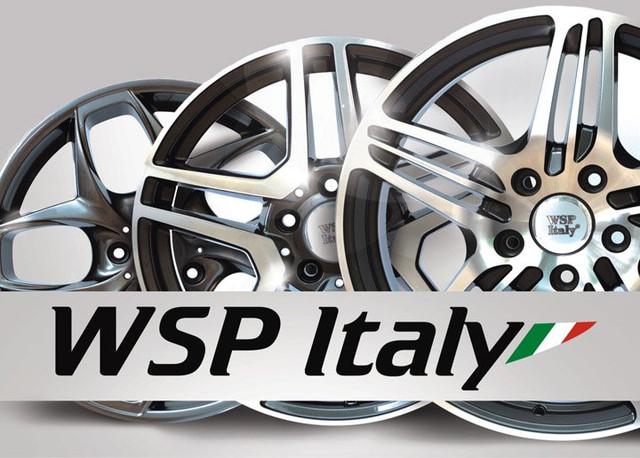 Литые колесные диски WSP Italy