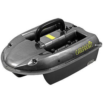 Кораблик для завоза прикормки Carpboat Carbon 2.4GHz