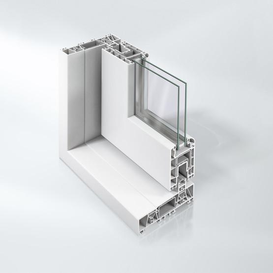 Система раздвижных дверей Schüco Corona S 150