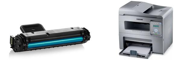 Заправка картриджей Samsung MLT-D117S, принтеров Samsung SCX-4650N/4655FN