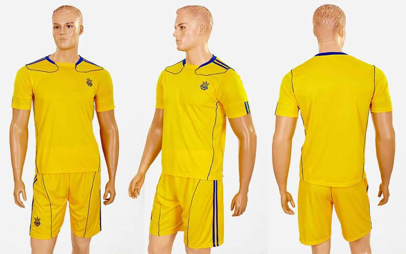 Форма футбольна дитяча Україна 2012