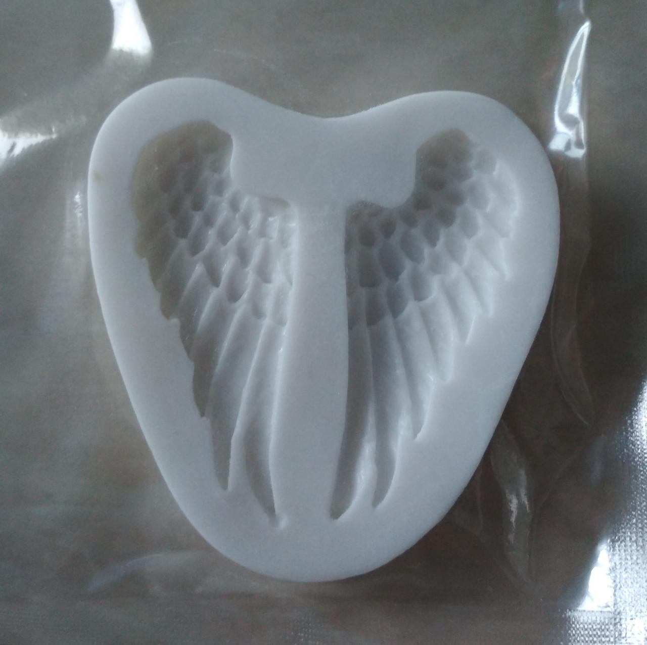 Молд силиконовый Крылья 2