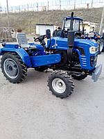 Трактор, DW 240 B, (24 лс, 4х2, 3цил., 1-е сц., блок. диф.), фото 1