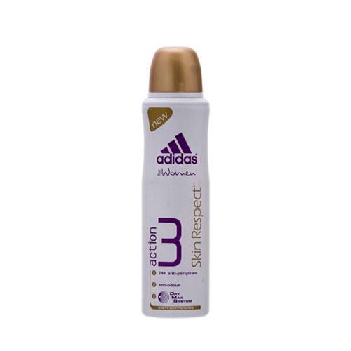 Adidas Action 3 Skin Respect  дезодорант аэрозольный 150 ml