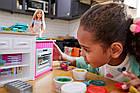 Большой набор Кукла Барби на кухне Готовим вместе Barbie Ultimate Kitchen, фото 6