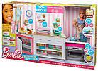 Большой набор Кукла Барби на кухне Готовим вместе Barbie Ultimate Kitchen, фото 9