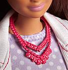 Барби из серии Я могу быть ученой сотрудник научной лаборатории Barbie Careers Scientist, фото 5