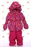 Детская демисезонная куртка и полукомбинезон для девочки, фото 6