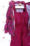 Детская демисезонная куртка и полукомбинезон для девочки, фото 8