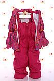 Детская демисезонная куртка и полукомбинезон для девочки, фото 9