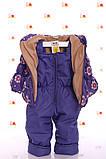 Демисезонный  костюм (куртка и штаны) для девочек, фото 3