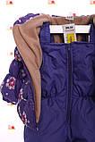 Демисезонный  костюм (куртка и штаны) для девочек, фото 4