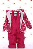 Демисезонный  костюм (куртка и штаны) для девочек, фото 10
