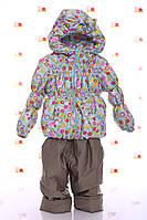 Демисезонная курточка и полукомбинезон для девочек