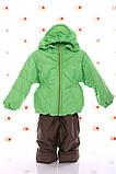 Демисезонный  костюм,  курточка и полукомбинезон на мальчика, фото 5