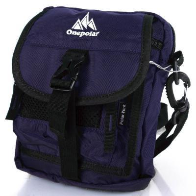 b7f88aaf9593 Сумка спортивная Onepolar Мужская спортивная сумка ONEPOLAR (ВАНПОЛАР)  W3088-navy - Интернет-
