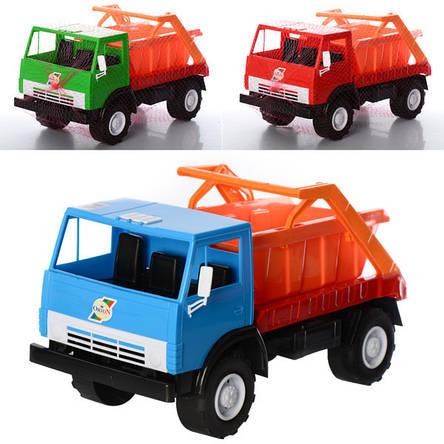 Детский игрушечный грузовик ORION 948, фото 2