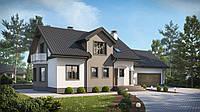 Архитектурно-строительный проект дома, коттеджа до 300 м2