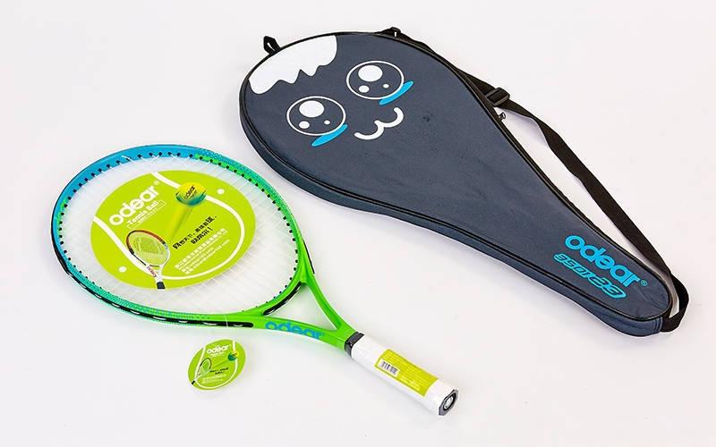 Ракетка для большого тенниса детская ODEAR 23in (7-8 лет) BT-3501-23