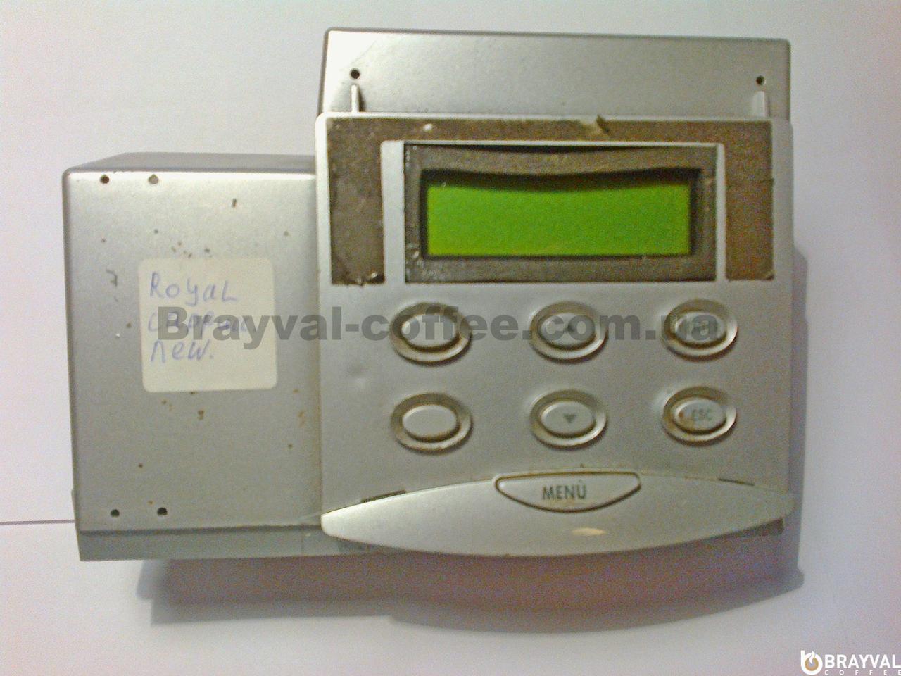 Плата силовая + плата управления + корпус Saeco Royal Cappuccino new БУ
