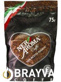 Растворимый кофе NERO AROMA (75г)