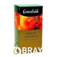 Чай Greenfield Honey Rooibos 25 пакетиков