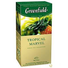 Чай Greenfield Tropical Marvel 25 пакетиков