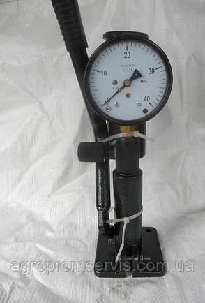 Стенд для проверки и регулировки форсунок дизельных двигателей, фото 2