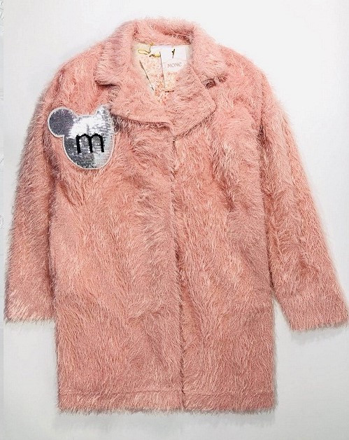 Пальто для девочки тм Моне р-ры 140,146,152,158,164