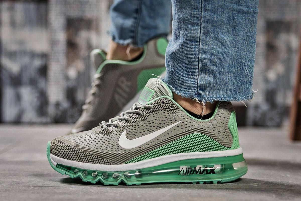 Кроссовки женские Nike Air Max, серые (15501) размеры в наличии ► [  38 (последняя пара)  ]