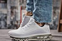 Кроссовки женские 15503, Nike Air Max, белые ( нет в наличии  ), фото 1