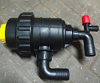 Фильтр всасывающий с клапаном 32 Agroplast Польша, фото 1