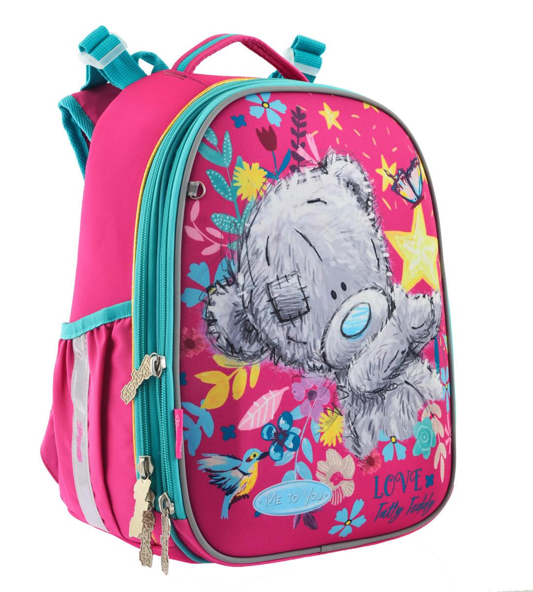 Рюкзак шкільний 556191 H-25 каркасний Me to you