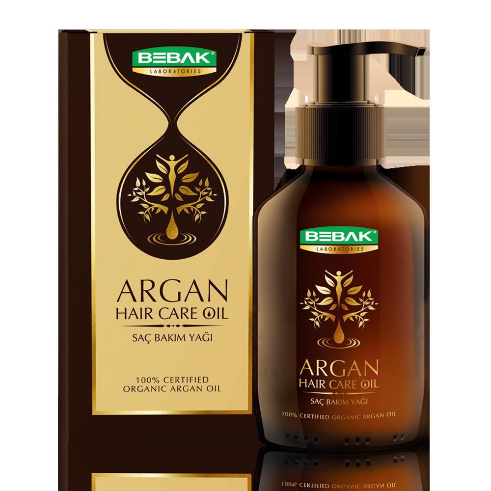 Олія для волосся Sora Cosmetics Bebak з аргановою олією 100 мл (4316001)