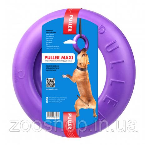 Іграшка для собак Тренувальний снаряд Puller Maxi 30 см 1шт, фото 2