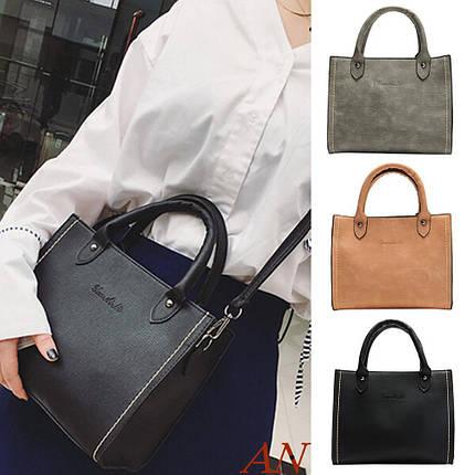 Модная повседневная сумка, фото 2