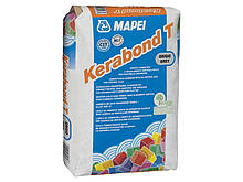 Клей для керамической  плитки серый Kerabond T 25 кг